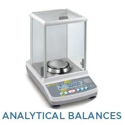 Analytical balances