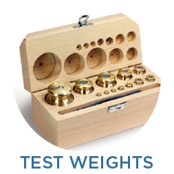 Kern-Test-weights