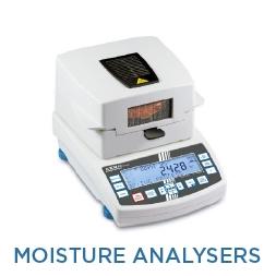 Moisture analysers