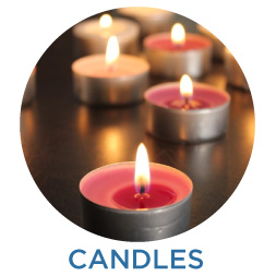 Candles-Glana