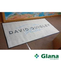 Custom Design Floor Mat David Quigley Autos Custom Mountville Matt