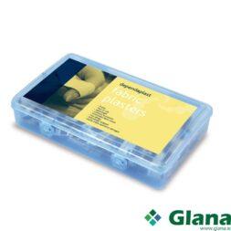 Dependaplast Fabric Assorted Plasters in Dispenser Box