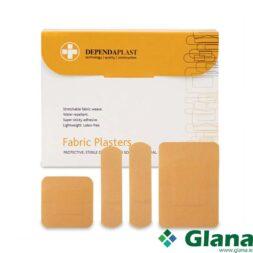 Dependaplast Fabric Assorted Plasters