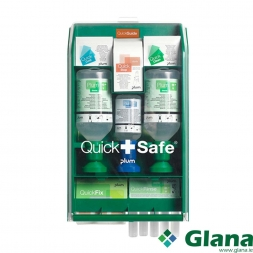 QuickSafe First Aid Station Box  - Complete