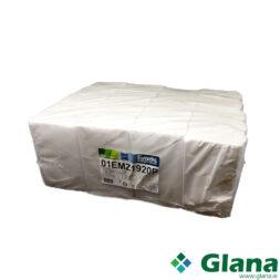 Tirim White Z-Fold Hand Towel