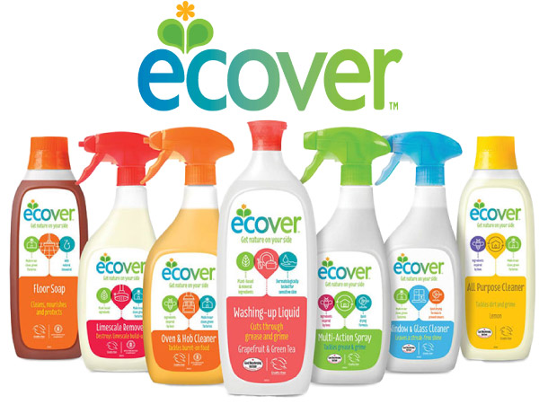 Ecover Cleaning Glana Ireland