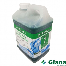 INTENSIVE 7 Heavy Duty Floor Degreaser Concentrate