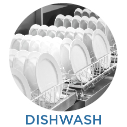 INTENSIVE Dishwash Range