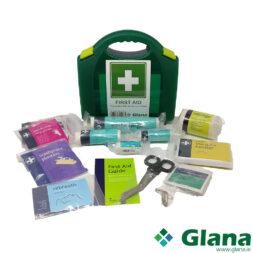 Travel First Aid Kit HSA No Burns & Eyes