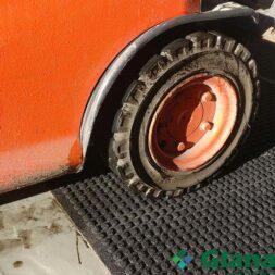 Waterhog Fork Lift Truck Mat