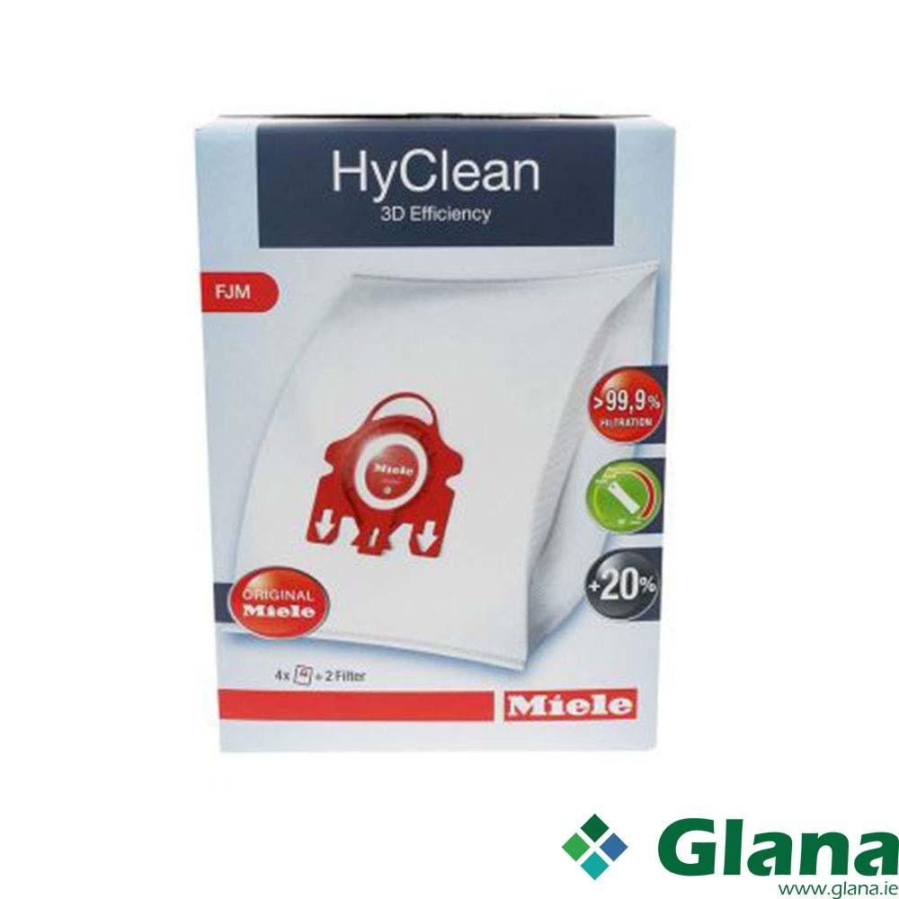 Miele F J M Hyclean 3d Efficiency Dust Bags