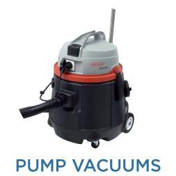 Pump Vacuum Cleaners