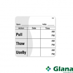 CoolMark Pull/Thaw/Use Labels