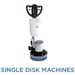 Single Disc Machines