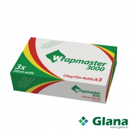 Wrapmaster Clingfilm Refill Pack