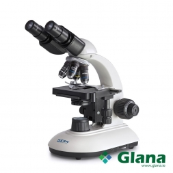 OBE 114 Compound microscope Trinocular Achromat 4/10/40/100: WF10x18: 3W LED The fully equipped all-round compound microscope for schools