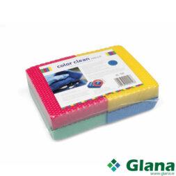 Color Clean HACCP Sponges
